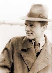 Людвиг Фаддеев — студент физфака.